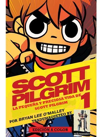 1 La Pequeña y Preciosa Vida de Scott Pilgrim
