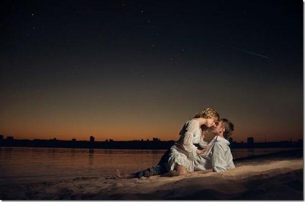 O amor em fotografias (8)