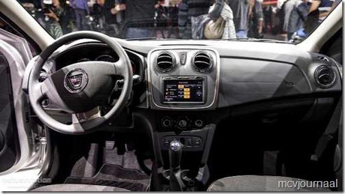 Dacia Sandero 2013 34
