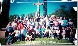 Los participantes de los Juegos Mayores visitaron Embalse, Córdoba