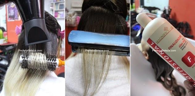 progressiva que alisa 100% cabelo enrolado, crespo e encaracolado