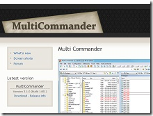 Multi Commander is a amazing file manager
