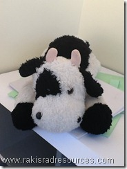 Use Vic le Vache as a free, easy classroom management technique that also promotes creative writing.