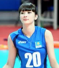 "Kumpulan Foto ""si Cantik"" Sabina Altynbekova ~ Atlet Voli Asal Kazakhstan"