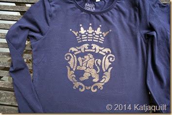 Shirt Wappen