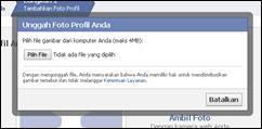 Langkah #3 Membuat Akun Facebook