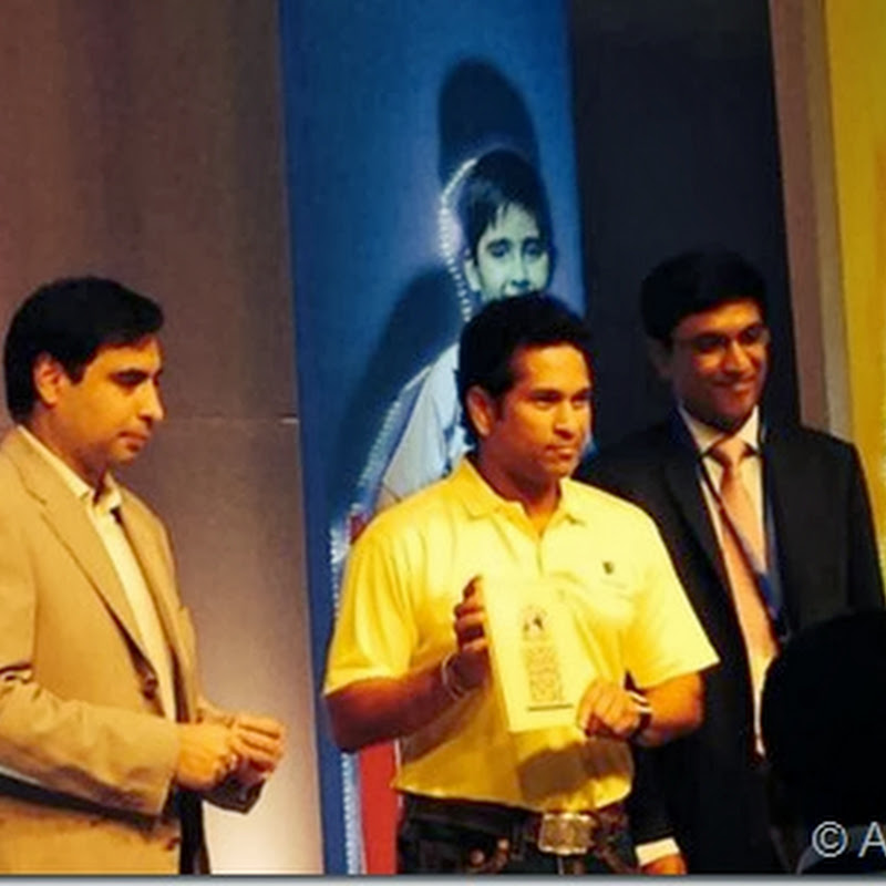 Playing Cricket for India gave me the kind of satisfaction which cannot be compared with anything else : Sachin Tendulkar