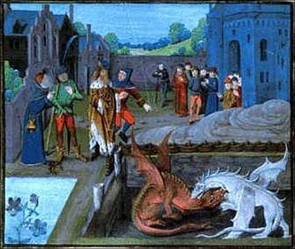 Duel de dragons