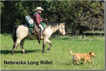 Nebraska Long Rider
