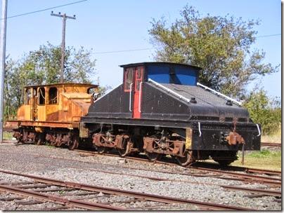 IMG_5027 Anaconda Copper 1903 GE 35-Ton Steeplecab Freight Motor #351 & 25-Ton Steeplecab Freight Motor #254, July 31, 2010