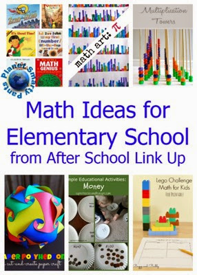 Spring Math Ideas for Elementary School
