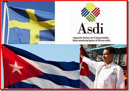 Colaboracion Cuba - Suecia