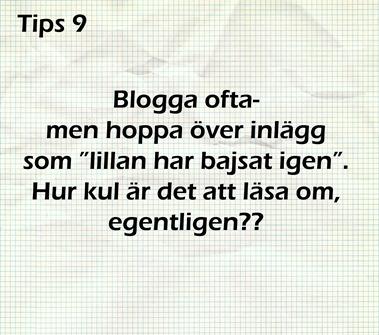 tips 9