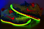 nike lebron 9 low pe lebronold palmer 5 02 Nike LeBron 9 Low LeBronold Palmer Alternate   Inverted Sample
