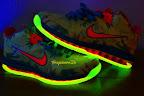 nike lebron 9 low pe lebronold palmer 5 02 Nike LeBron 9 Low LeBronold Palmer Alternate   Inverted Sample