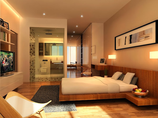 Modern Master Bedroom Design Interior 2 Master Bedroom Ideas