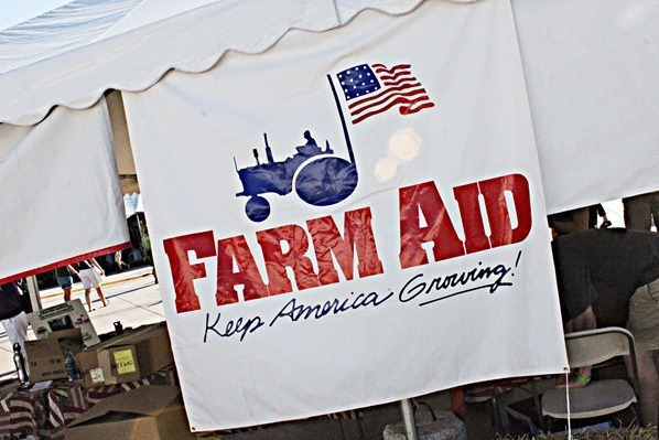 Farm Aid 2011: The food