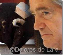 ©Dolores de Lara.Nuño y el toro.pg