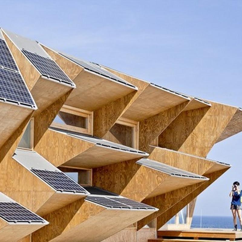 Proyecto IAAC para Pabellón de ENDESA, Barcelona