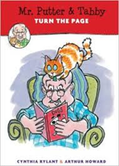 Mr Putter & Tabby Turn the page