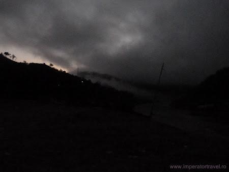 Ceata dimineata in Laos