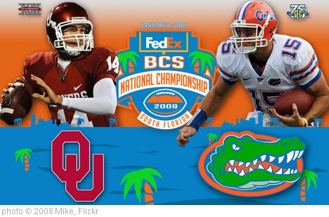 '2009 BCS National Championship Wallpaper' photo (c) 2008, Mike - license: http://creativecommons.org/licenses/by-sa/2.0/