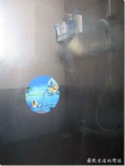 透明玻璃水漬04