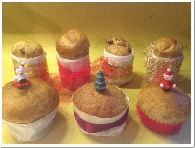 Ricette di Natale per bambini: panettoncini da regalare e regalarsi!