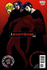 Actualización 17/02/2015: iZombie - con Honorable en la tradumaquetación y Akemi en las correcciones nos traen el #10.