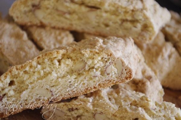Biscotti - italienske kjeks