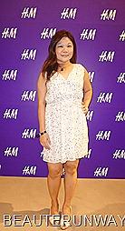 H&M BEAUTERUNWAY