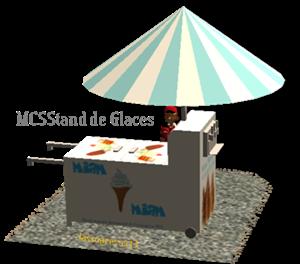 MCSStand de Glaces (MrCoasterSimulator) lassoares-rct3