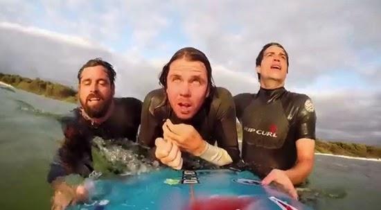 Barney Miller surfista 07