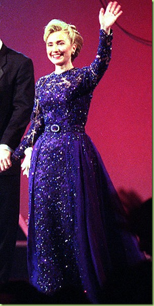 CLINTON INAUGURAL BALL 1993