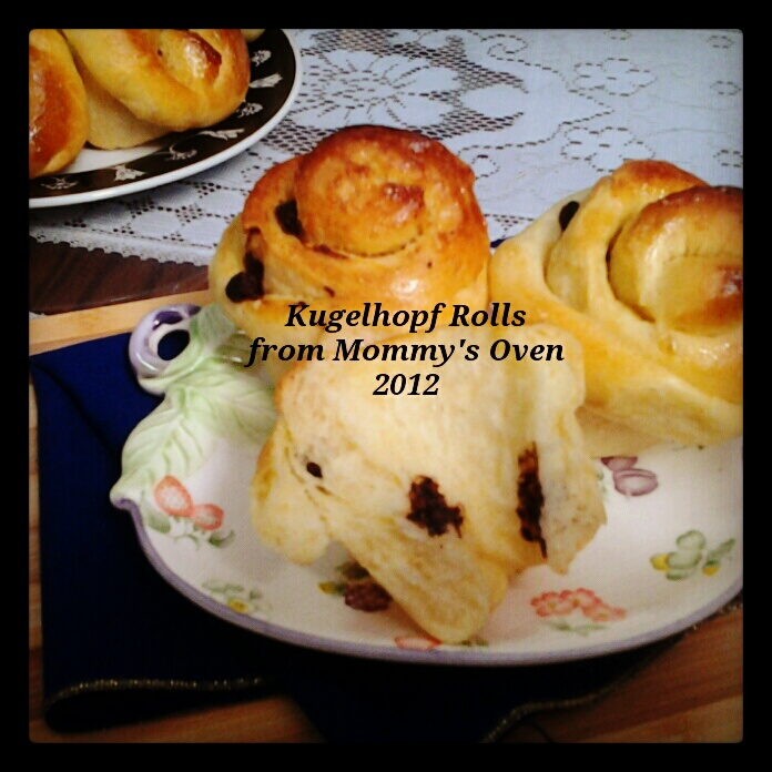 From Mommys Oven