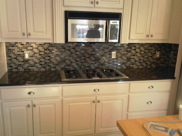 Glass Backsplash 12 Glass Tile Backsplash