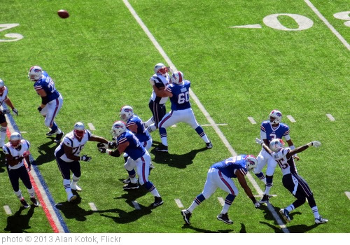 'E.J. Manuel touchdown pass' photo (c) 2013, Alan Kotok - license: http://creativecommons.org/licenses/by/2.0/