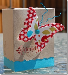Bright Blossoms Friend Box
