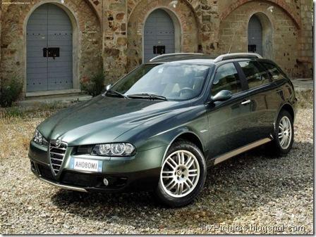 Alfa Romeo 156 Crosswagon Q4 (2004)4