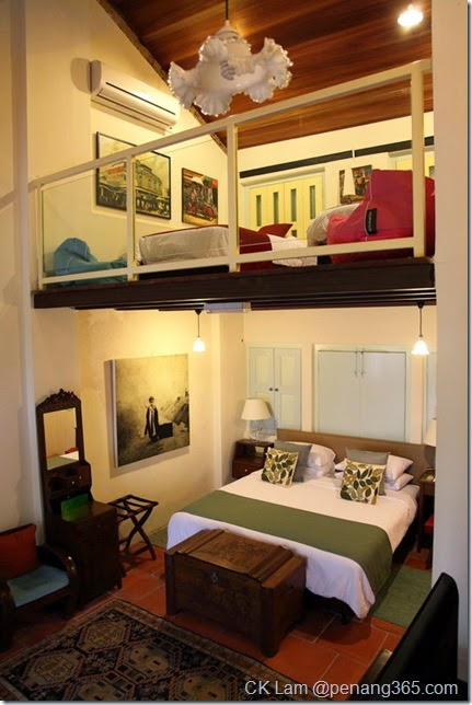 23 Love Lane – Boutique Heritage Hotel in George Town, Penang