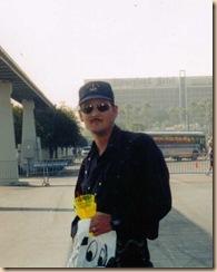 John at Disneyland 1997