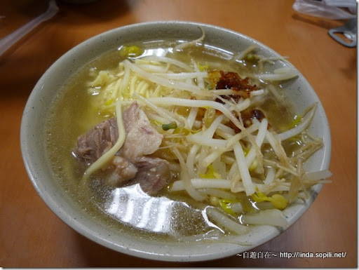 許肉鴨-油麵