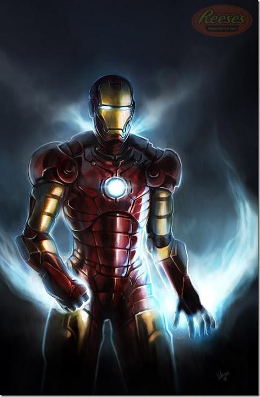 Iron man ,Anthony Edward ,Tony Stark (22)