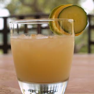 Spiced Lemonade Cocktail Recipes