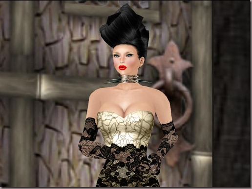 Agnes Lisa Couture Champagne2