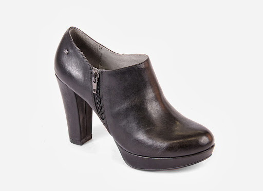 Zapato Mustang Negro
