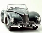 Aston Martin DB1 1947