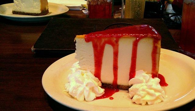 The Montana Club Cheesecake