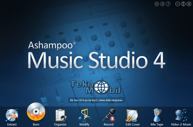 Ashampoo Music Studio v5.0.4.6 Full
