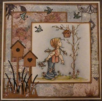 Andie - garden life